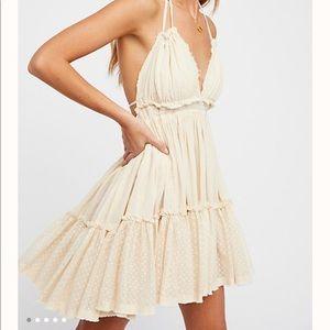 Free people mini dress!